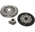 Kit ambreiaj + volanta VW Golf IV (1J1) 1.9 TDI, 1.8 T