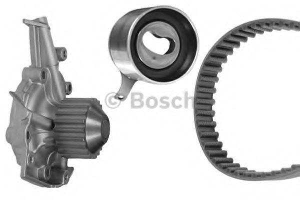 Kit distributie Chevrolet Kalos / Aveo 1.2 cu pompa apa BOSCH