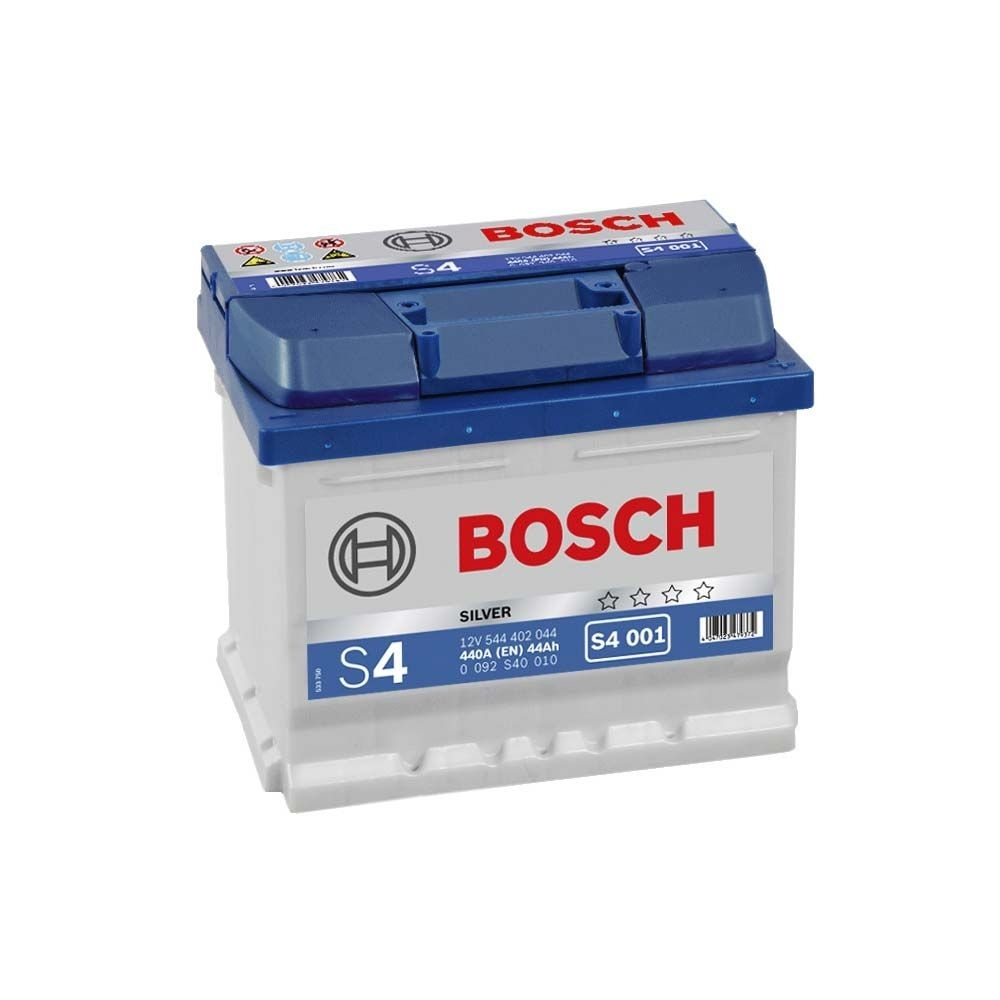 Acumulator auto BOSCH S4 44Ah/440A Piese auto Chevrolet