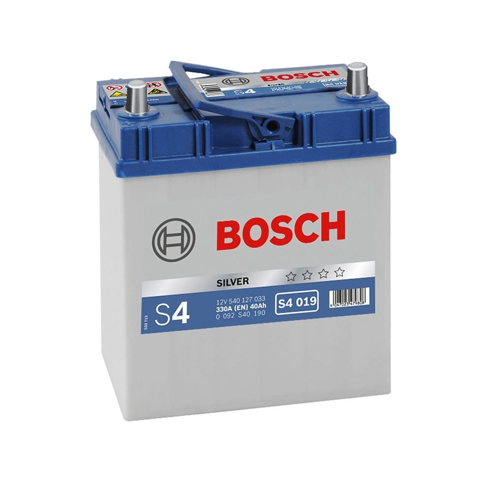 Imagine Acumulator Auto Bosch S4 40ah/330a Borna Inversa
