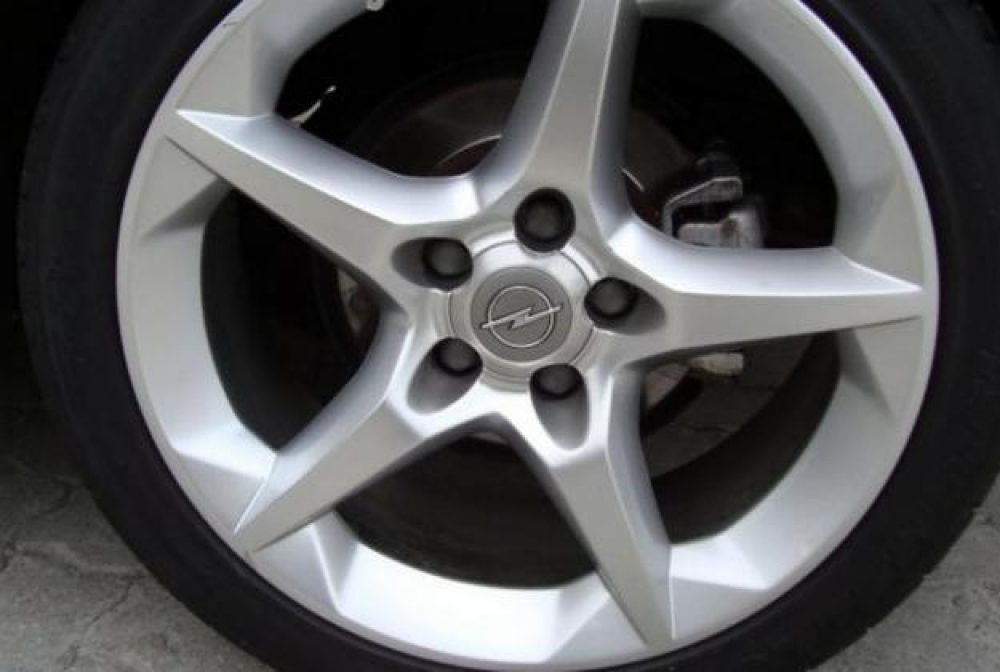 Janta aliaj 7,5x18 Opel Astra H satin Titan PENTA originala GM