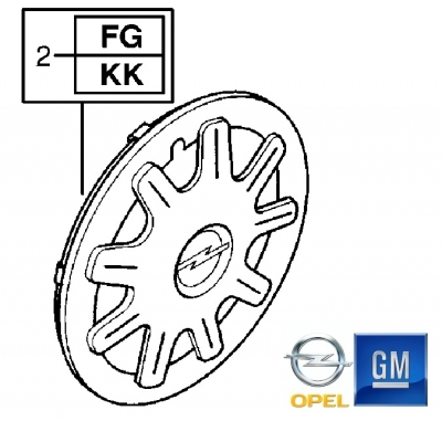 Bara Fata Opel Astra G Cufara Orificii Proiectoare Klokkerholm