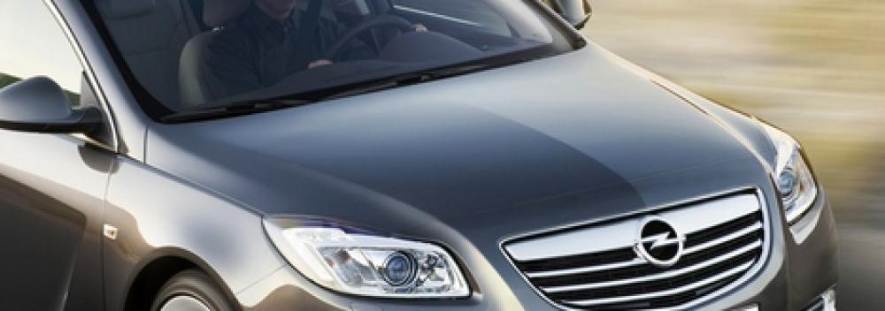 Capota motor Opel Insignia originala GM