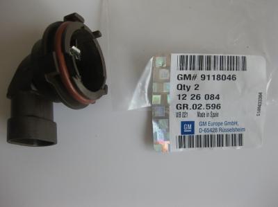 Soclu Bec H7 Pentru Opel Astra G Original Gm
