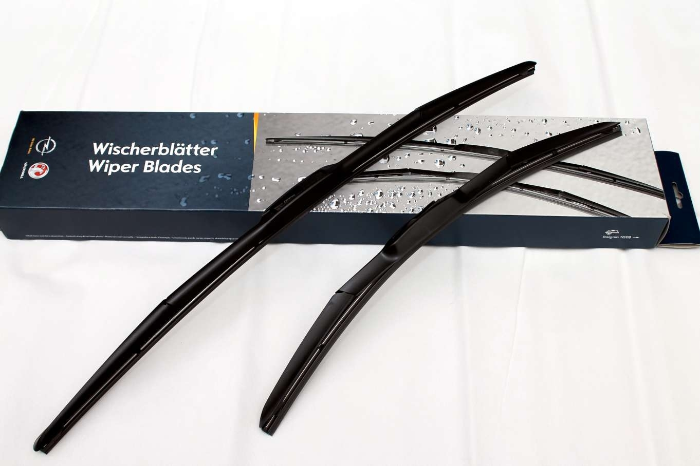 Set lamele stergator parbriz Opel Insignia originale GM