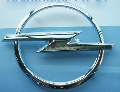 Emblema grila radiator Opel Astra H GM