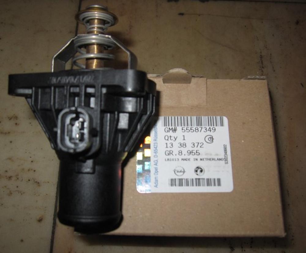 Termostat Opel Insignia A16xer A18xer Original Gm