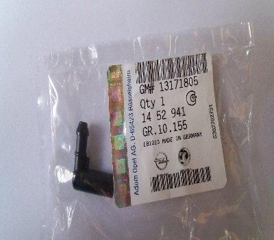 Cot furtun spalator parbriz Opel Astra H GM