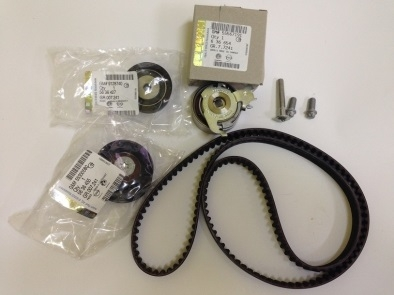 Kit distributie Opel Vectra B X16XEL Y16XE Z16XE original GM