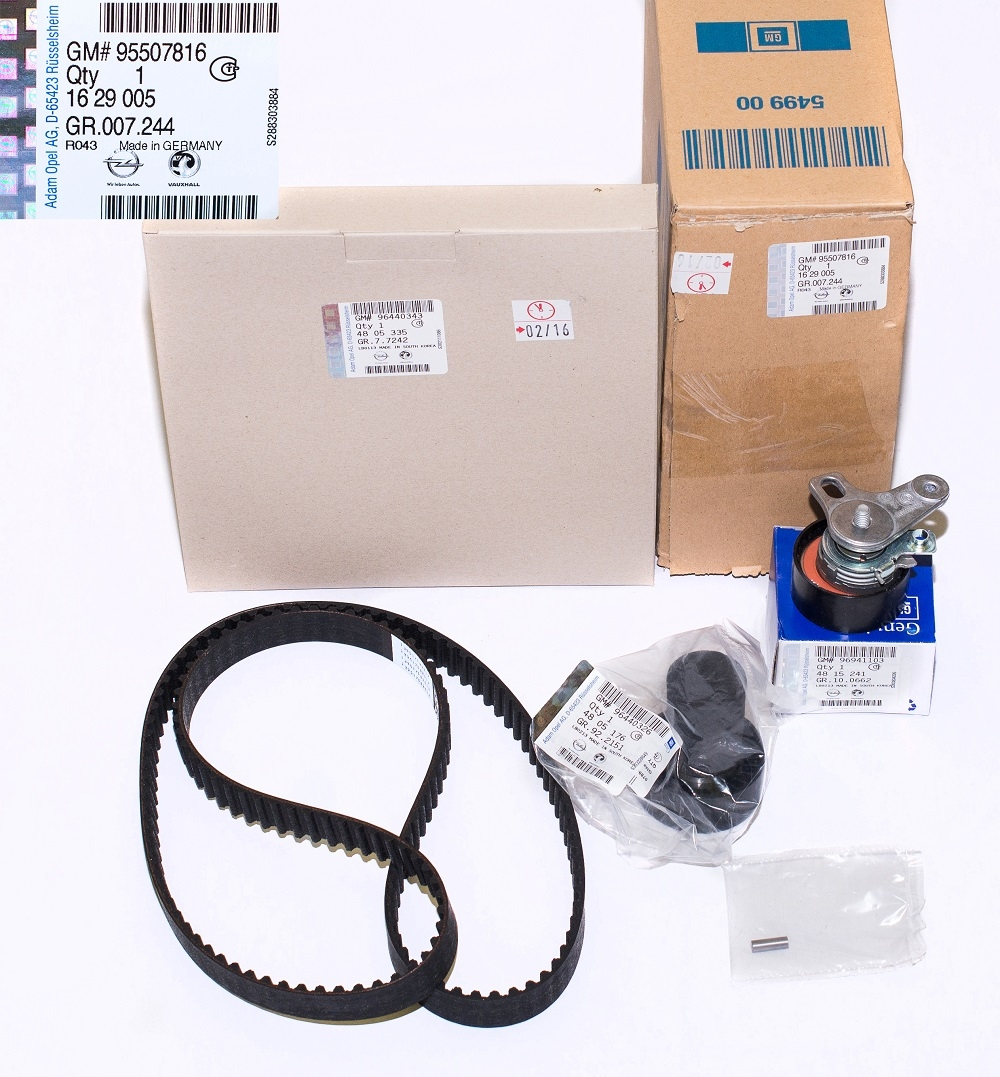 Kit distributie Opel Antara Z20DMH original GM