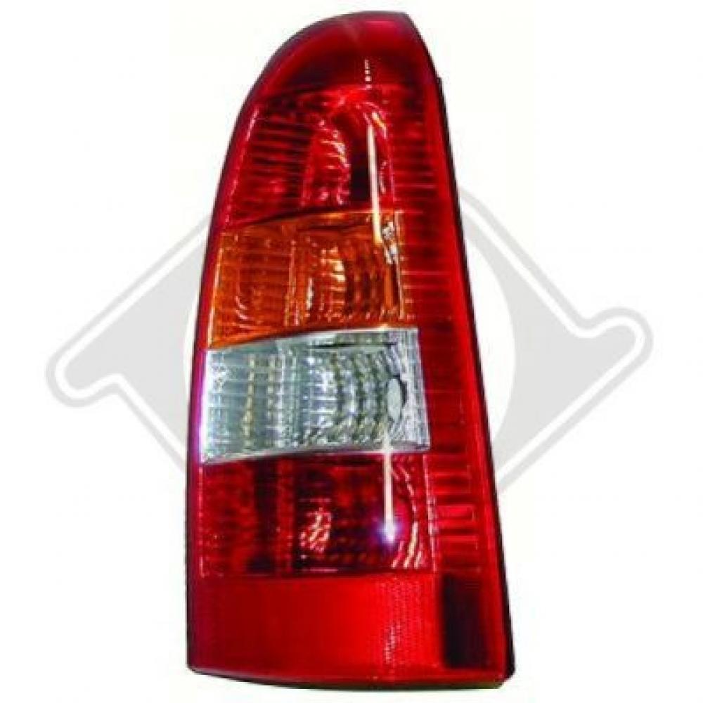 Lampa spate stop frana fara soclu Opel Astra G Combi GM