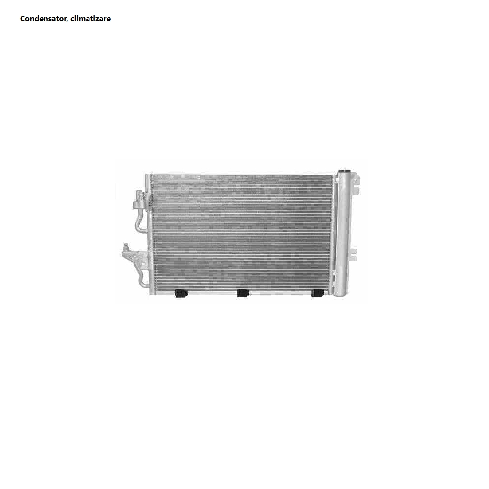 Radiator aer conditionat Opel Astra H benzina Repstar