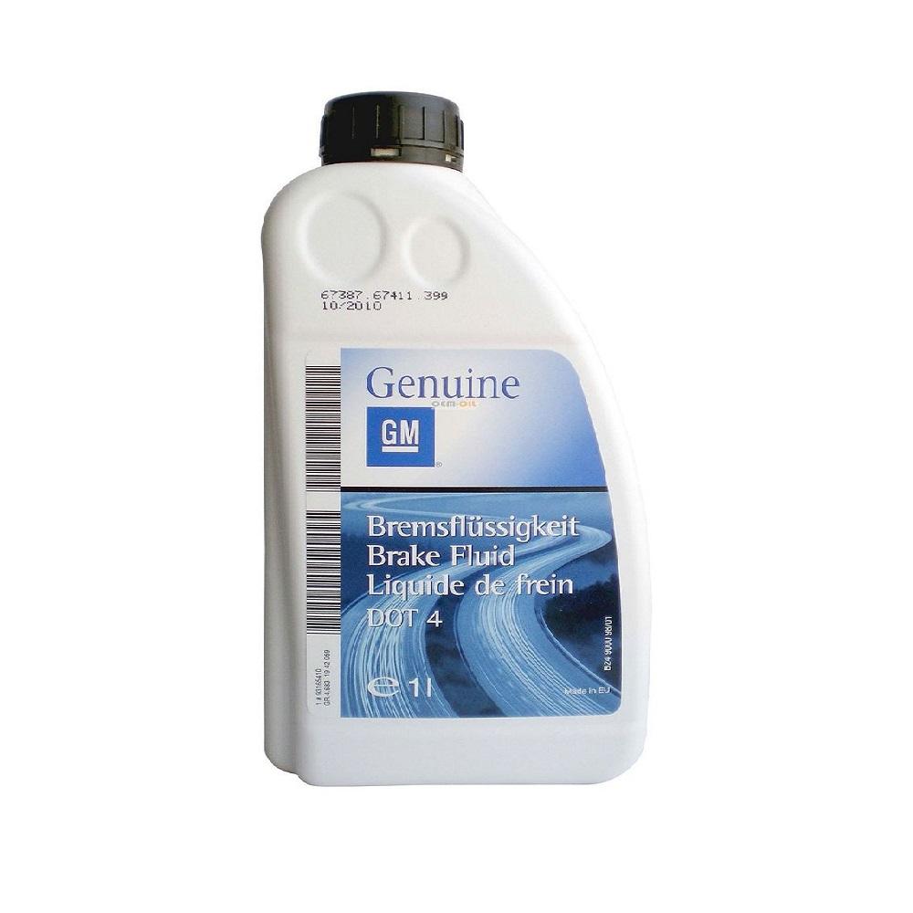Lichid frana DOT 4 Opel GM 1000 ML