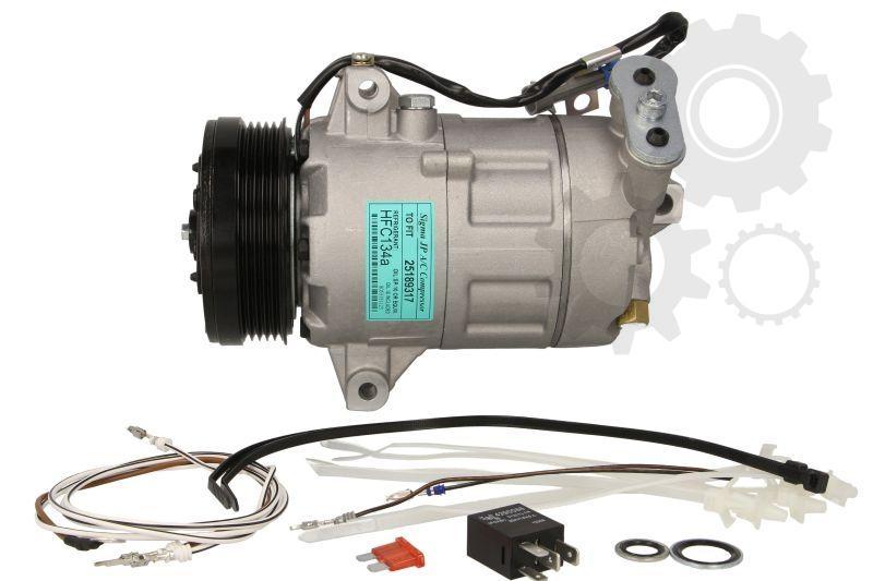 Compresor A/C Opel Astra H Z16XEP NRF