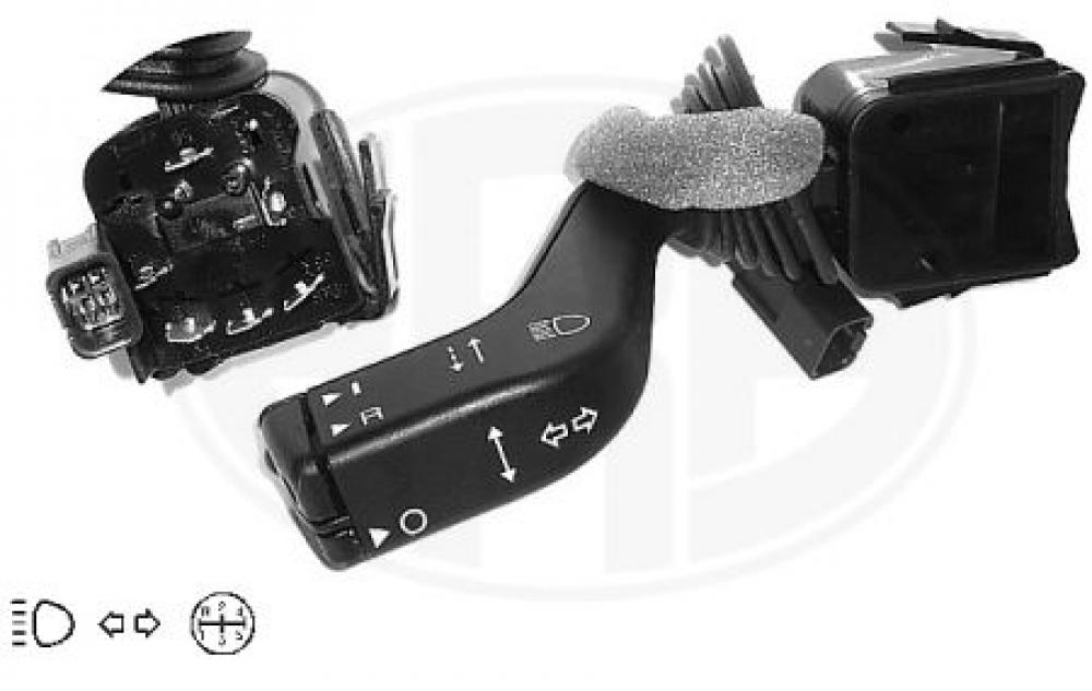 Maneta Semnalizare Cu Tempomat Opel Astra G Topran / Hans Pries / 4max