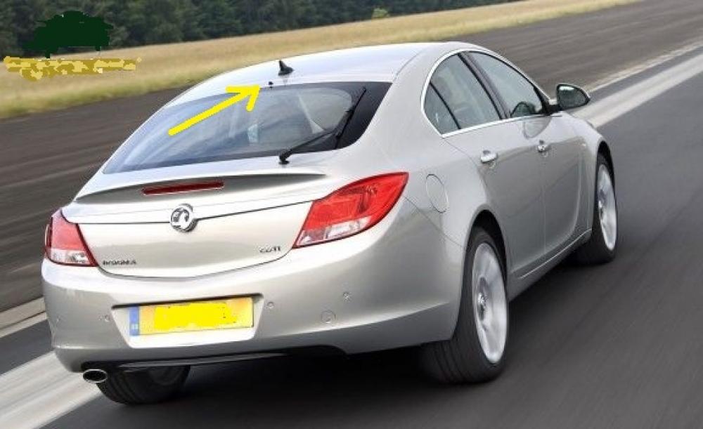 Duza stropitor spate Opel Insignia GM