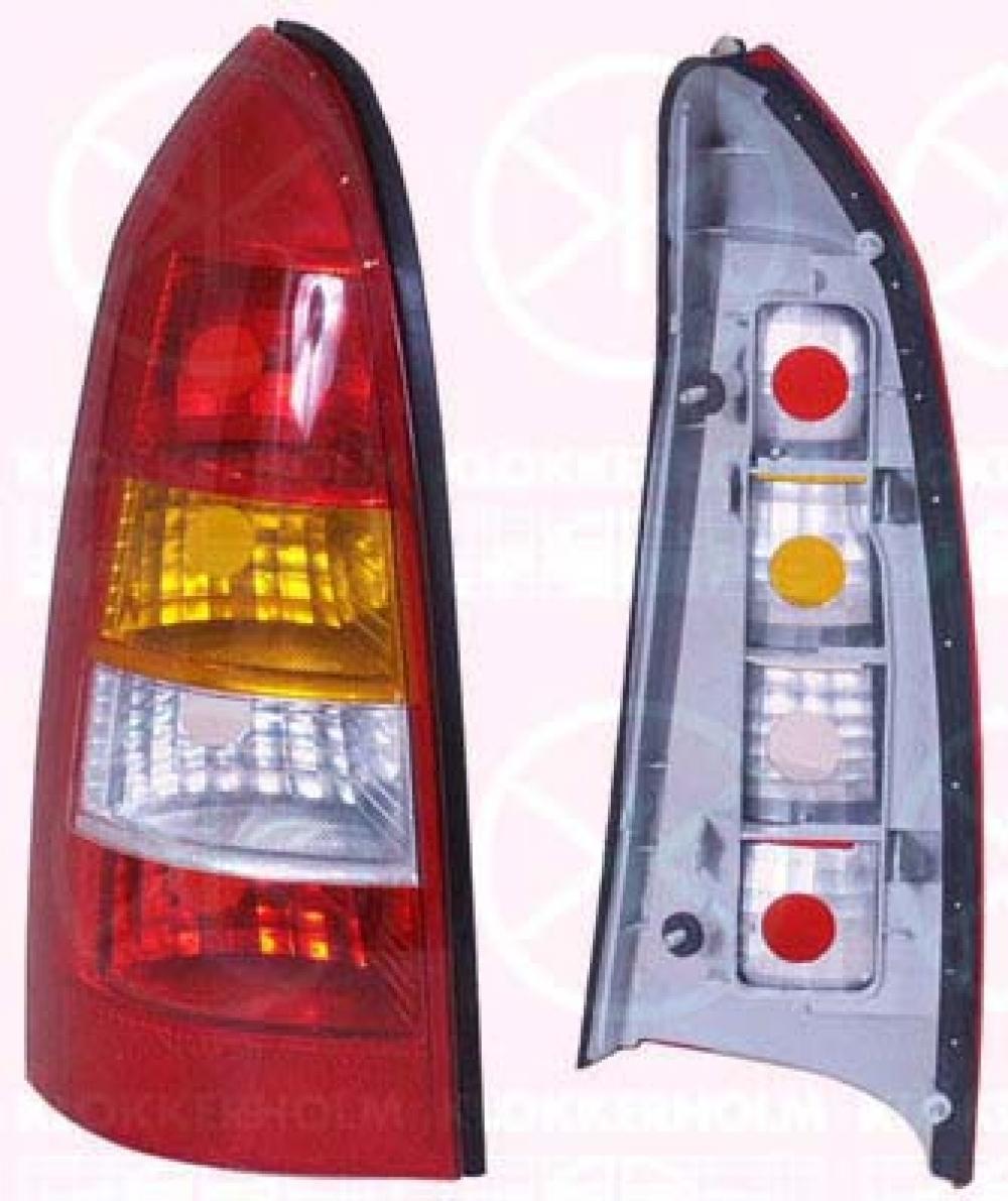 Lampa spate stop frana fara soclu Opel Astra G Combi DEPO