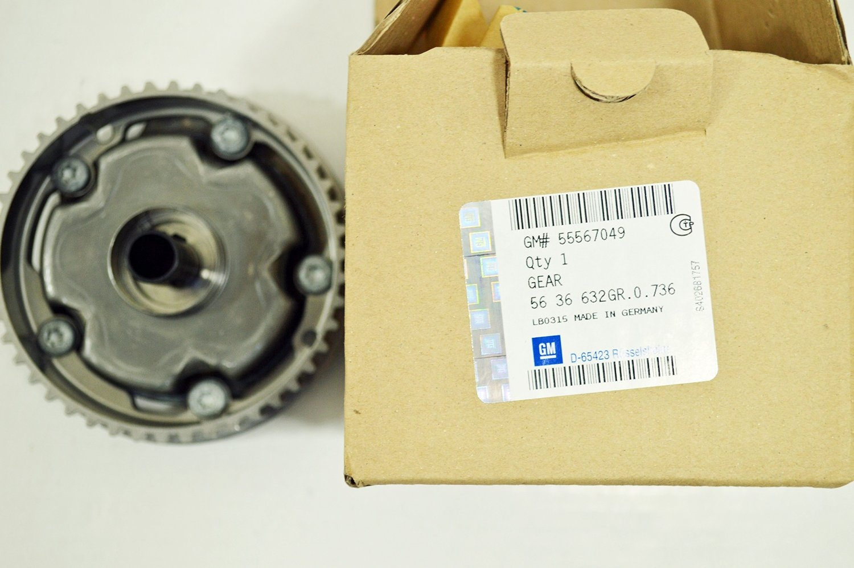 Pinion Ax Came Admisie Opel Astra H A16xer Gm