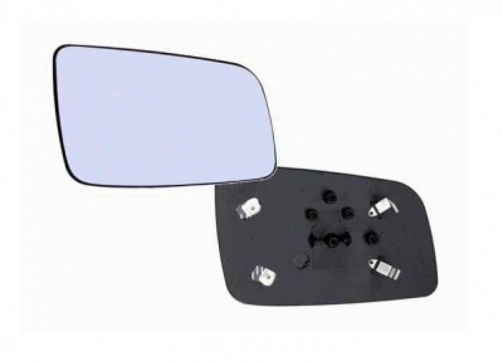 Geam oglinda exterioara stanga Chevrolet Aveo NBN