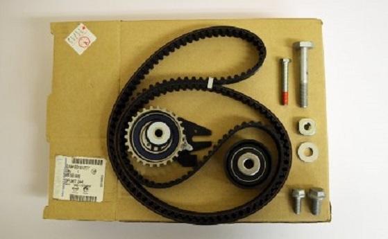 Kit distributie Z19DTL GM pentru Opel Astra H, Zafira B, Vectra C, Signum original GM