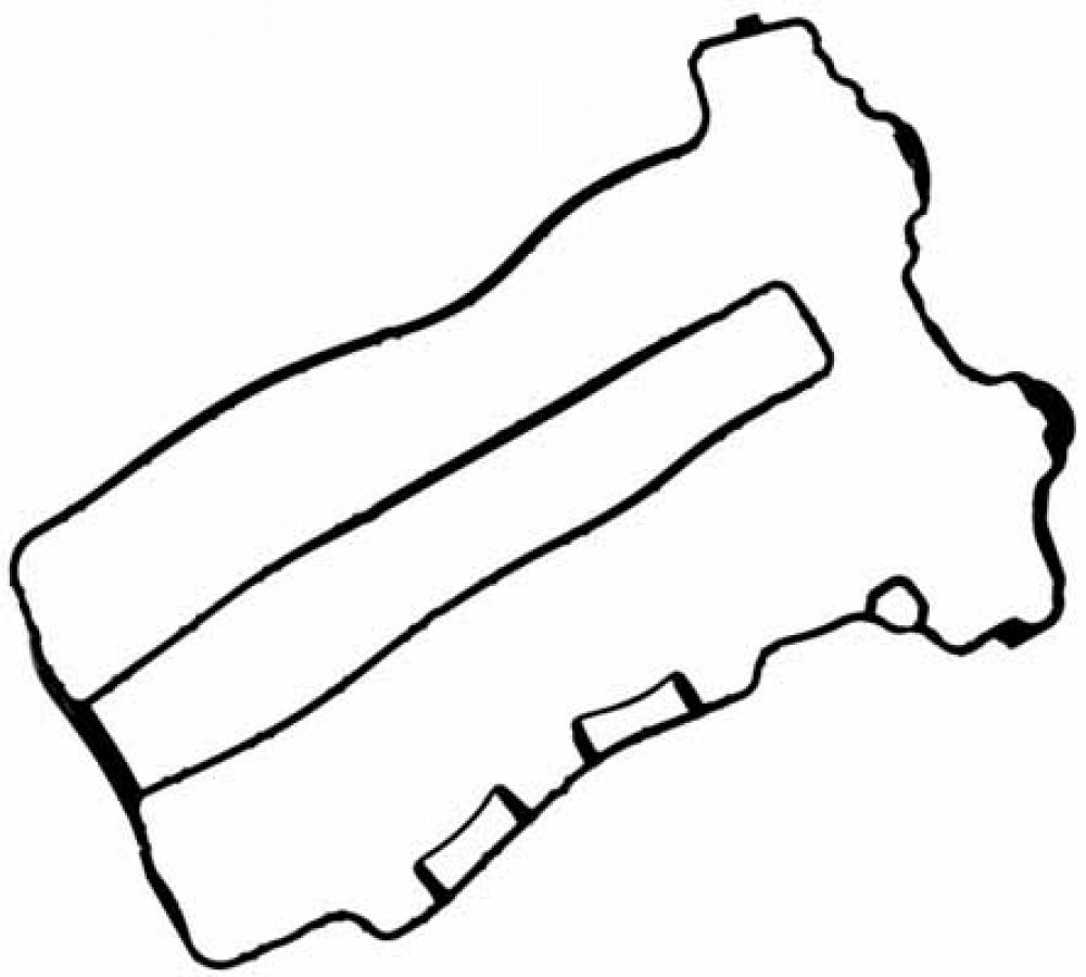 Garnitura capac culbutori Opel Astra G, Zafira A, Astra H, Corsa C, Corsa D Victor Reinz