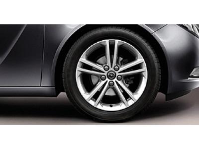 Janta Aliaj Opel Insignia 8j X 18.5 Cu 5 Spite Duble Gm