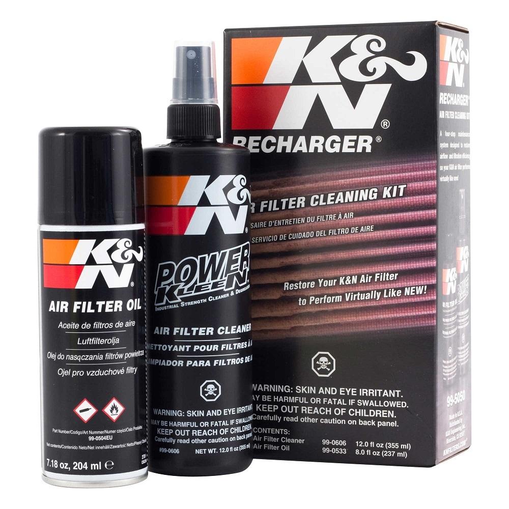 Kit Curatare Filtru Aer Sport K&n