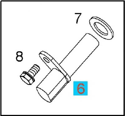 Senzor rotatie arbore cotit Corsa C Z16SE / Y16YNG