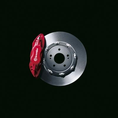 Set discuri frana fata Opel Corsa D Brembo