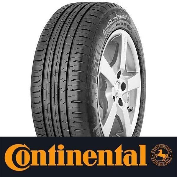 Anvelopa CONTINENTAL ECO CONTACT 5 185/60/R14 VARA