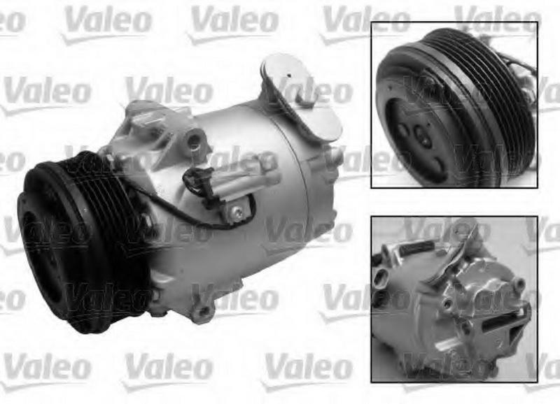 Compresor climatizare OPEL ASTRA H | VALEO