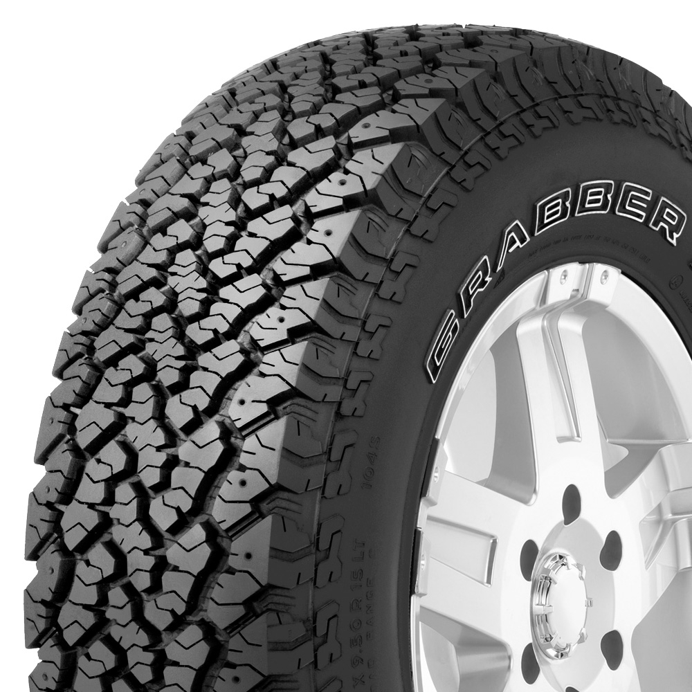 Anvelopa GENERAL TIRE GRABBER MT 31/10.5/R15 4X4 VARA