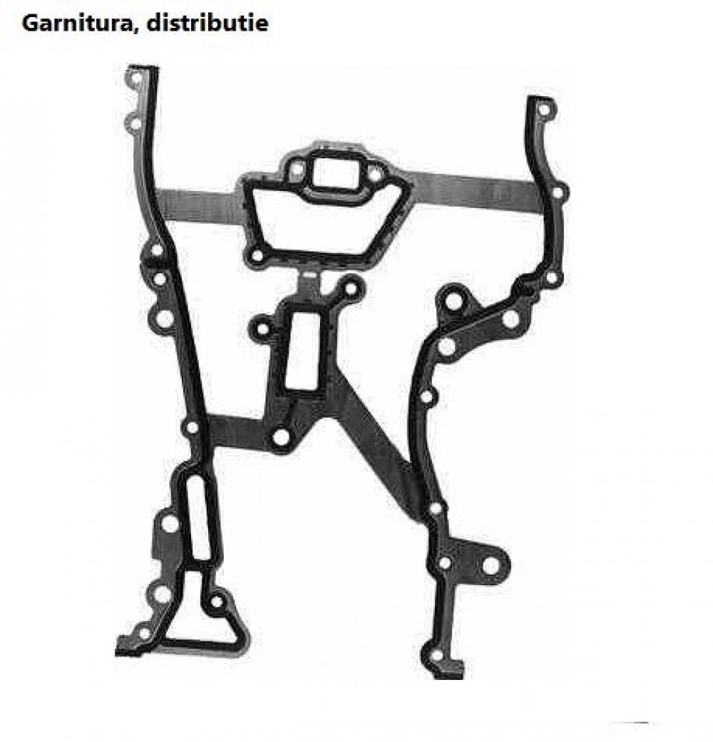 Garnitura capac distributie Opel Agila Corsa C Meriva Tigra B Astra G Astra H GM