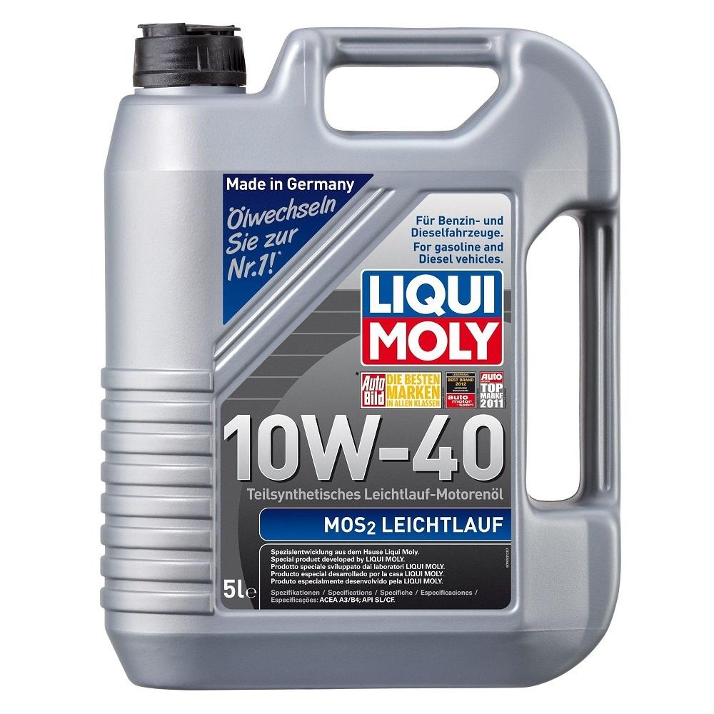 Ulei Motor 10w40 Liqui-moly Mos2 La 5l