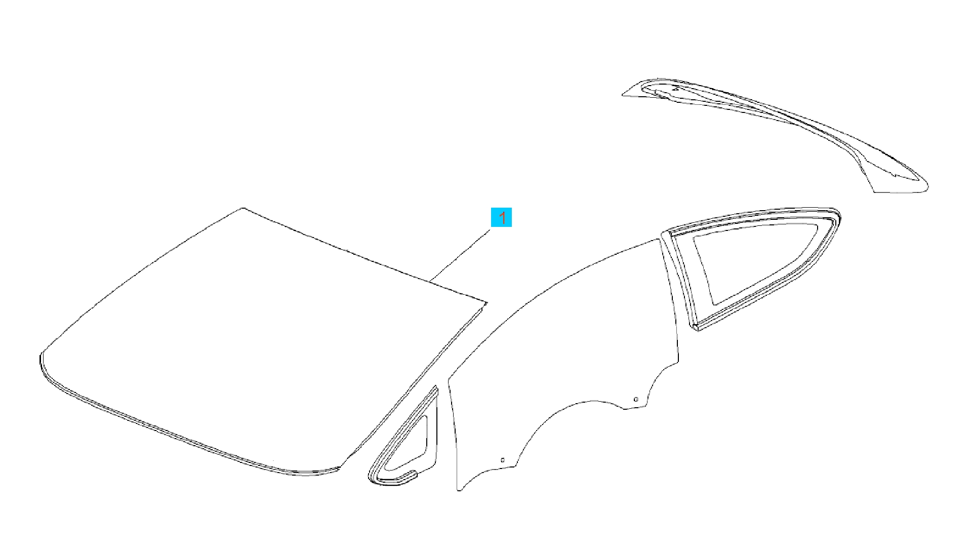 Parbriz Opel Astra J cu senzor si camera Germania