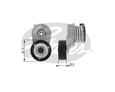 Rola tensionare curea alternator Opel Astra G Z17DTL Y17DT producator GATES