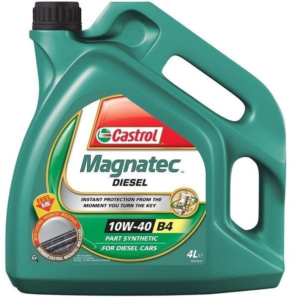 Ulei motor Castrol Magnatec 10w40 Diesel bidon 4L
