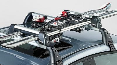 Suporţi pentru skiuri Snowpro Luxe pentru Chevrolet Cruze