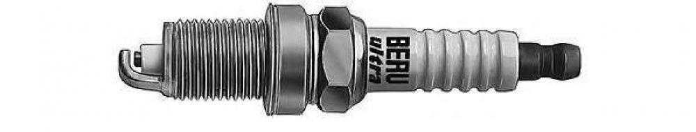 Bujie Scanteie Cu Un Electrod Pentru Motorizarile Pe Benzina Producator Beru