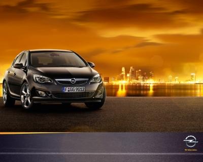 Revizie Opel Astra J A14NET MANN carbon activ