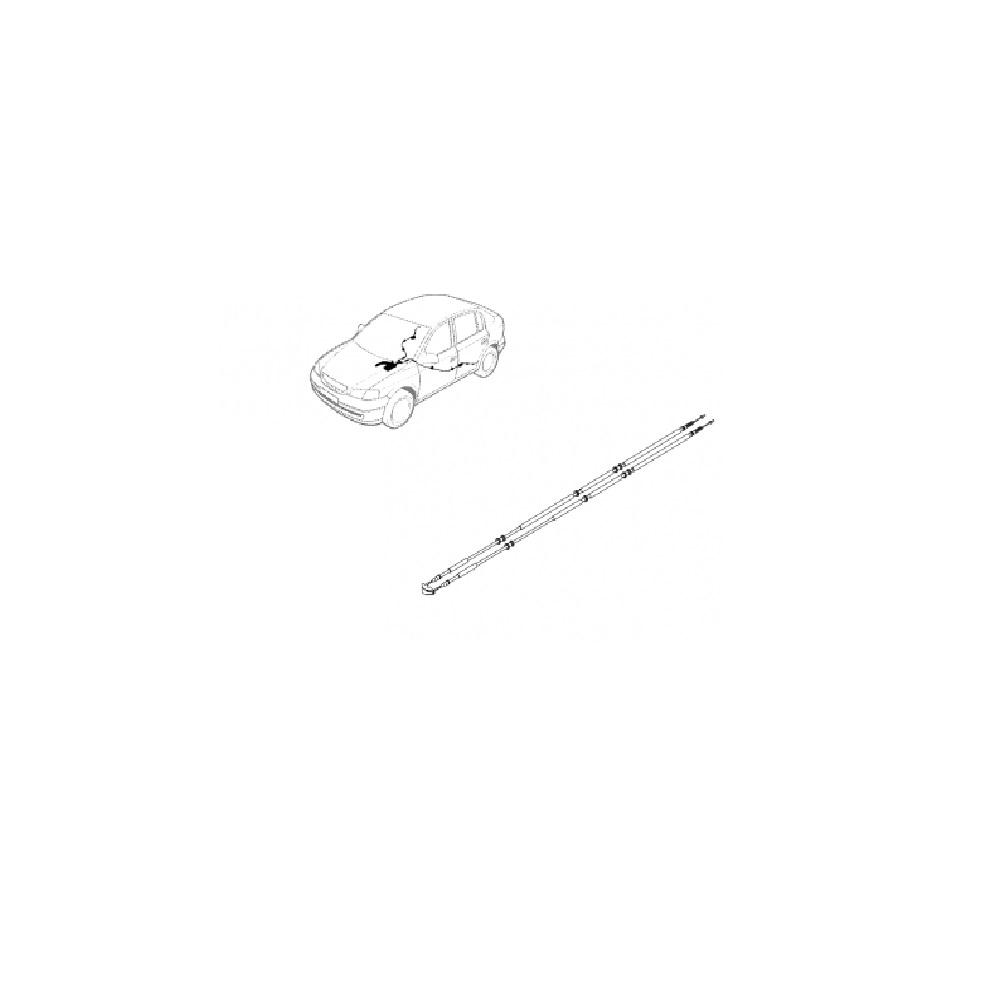 Cablu frana de mana Opel Astra G