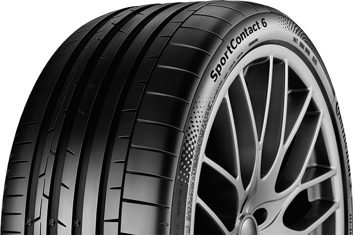 Anvelopa vara spate Continental Sport Contact 6 335/25R22 BMW X5