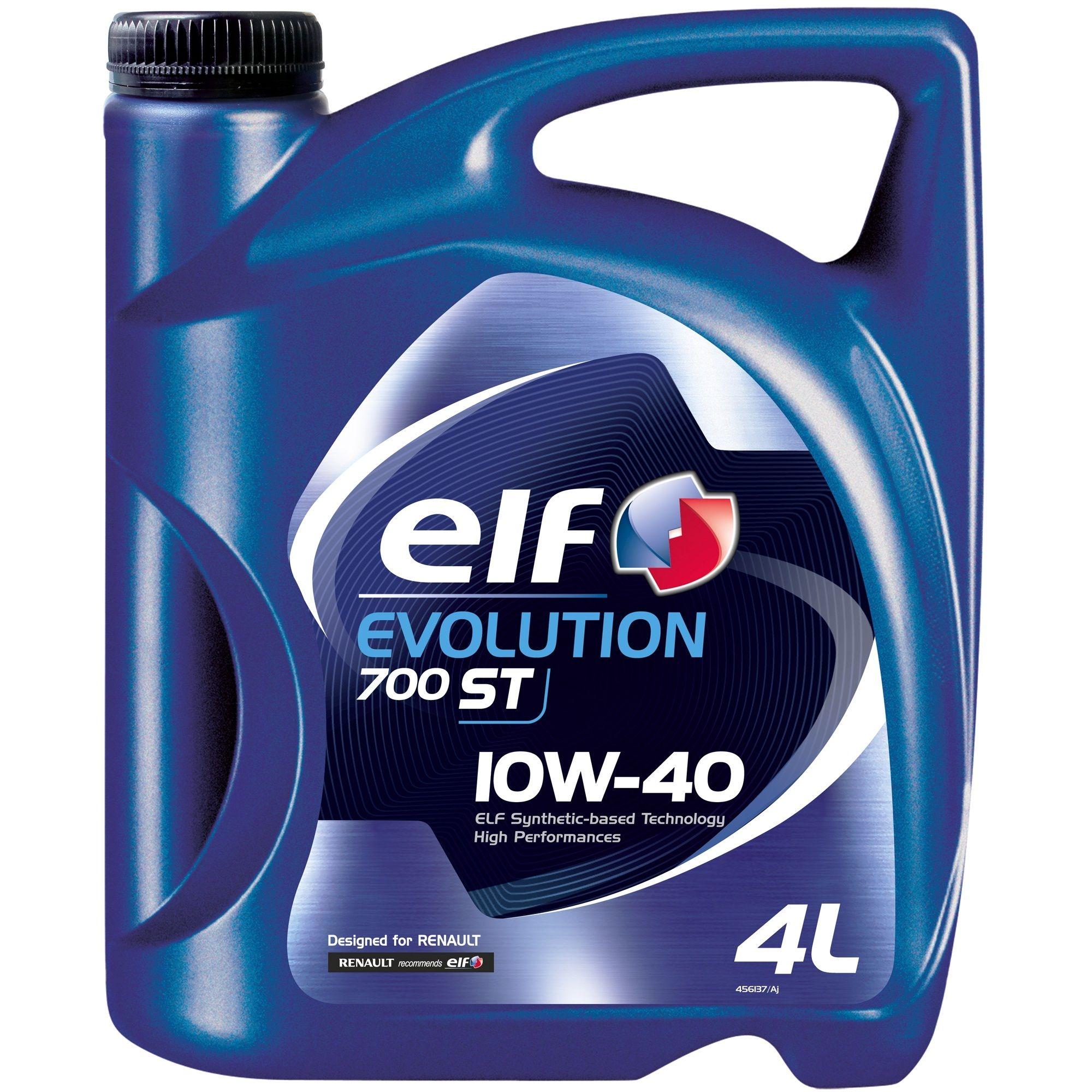 Ulei motor Elf Evolution 700 ST 10W40 4L