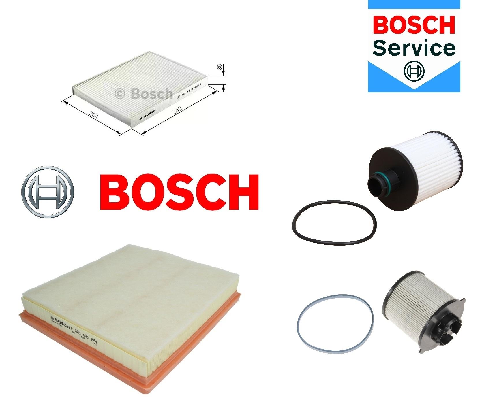 Pachet Filtre Bosch Vw Passat (3b3) 1.6 Tip Motor Alz 75 Kw