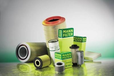 Pachet filtre MANN VW Jetta III (1K2) 2.0 TFSI tip motor CAWA 12