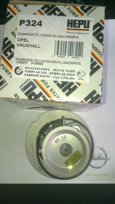 Pompa apa Opel Astra G Hepu