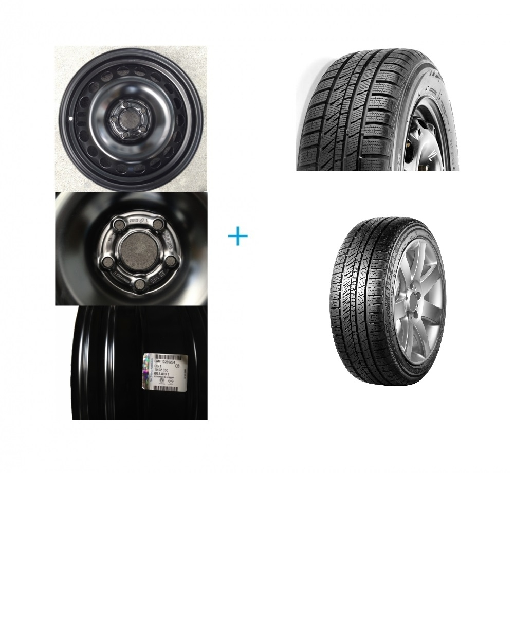 Kit Janta Si Anvelopa Opel Mokka Bridgestone 215/65/r16 98h Lm-30 Dot 2016