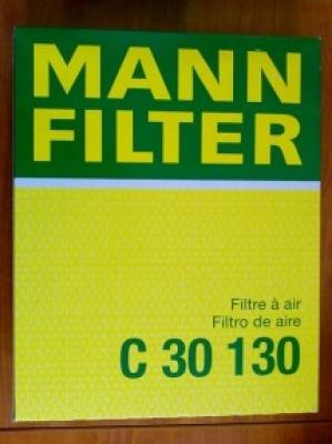 Filtru aer Opel Astra G Producator MANN