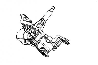 Motoras Stergator Luneta Opel Zafira B