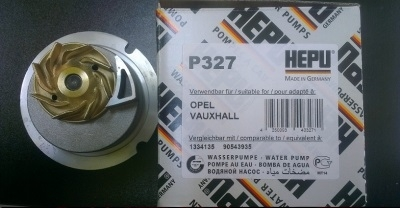 Pompa apa Opel Astra H HEPU Z18XE